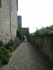 Gasse in Rapperswil